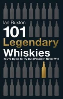 Cover 101 Legendary Whiskies