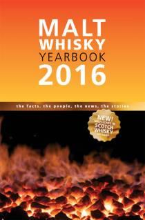 Cover Malt Whisky Yearbook 2016