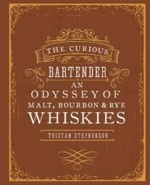 Cover The Curious Bartender