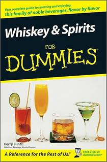 Cover Whiskey And Spirits for Dummies