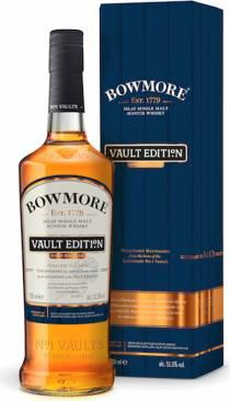 Bowmore The_Vault_Edition_No_1