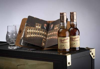Glenfarclas Family Trunk 3