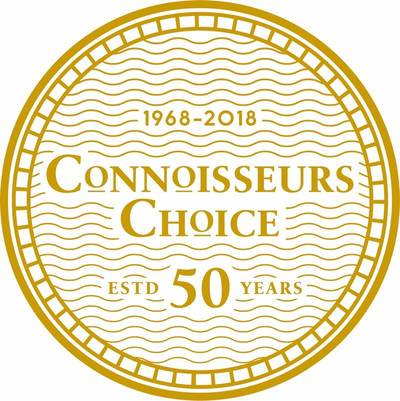 Connoisseurs Choice 50 years coin