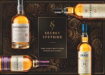 Secret Speyside Collection