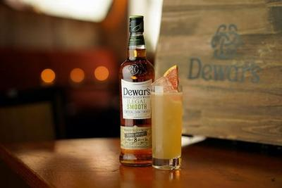 Dewar's Mescal finish