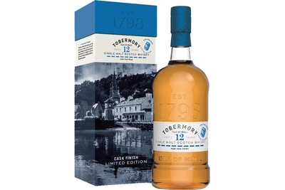 2007 Tobermory Port Finish