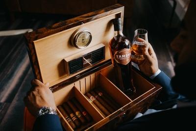 Tamdhu lanceert Cigar Malt